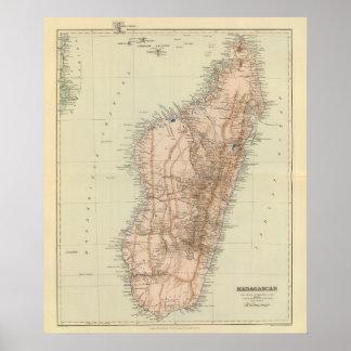 Madagascar Póster