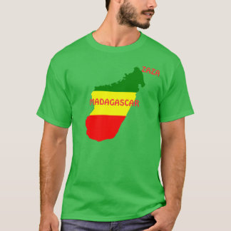 MADAGASCAR RASTA PLAYERA