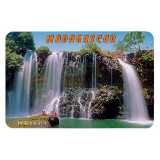 Madagascar Rectangular Photo Magnet