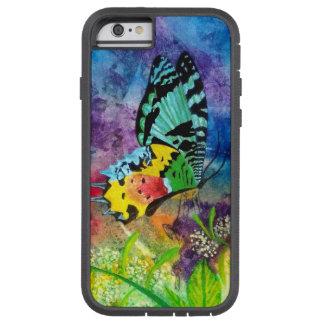 Madagascar Splash Cropped iPhone Case
