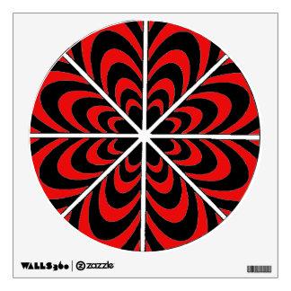 MADALA CIRCLE WALL PEEL WALL STICKER