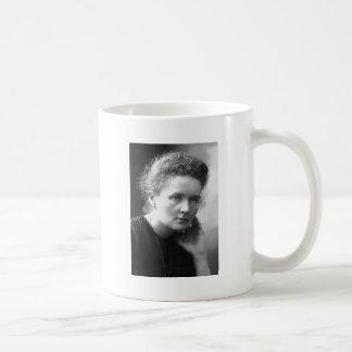 madam marie curie mug
