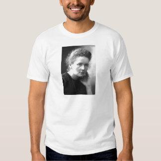 madam marie curie tee shirt