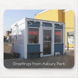 Madam Marie Psychic Readings - Asbury Park NJ Mouse Pad