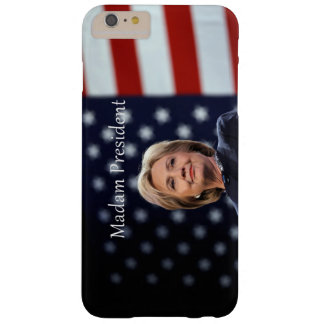 Madam President Style 1 Barely There iPhone 6 Plus Case