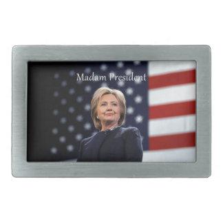 Madam President Style 1 Belt Buckle