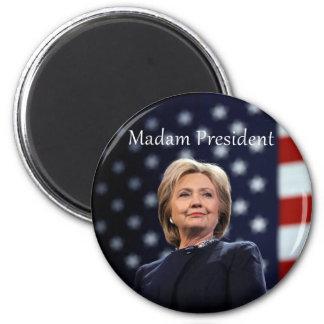 Madam President Style 1 Magnet