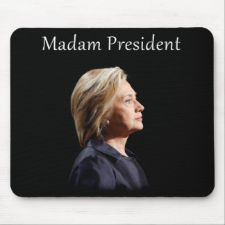 Madam President Style 2 Mouse Pad