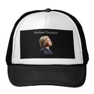 Madam President Style 2 Trucker Hat