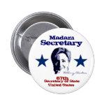 Madam Secretary Pin