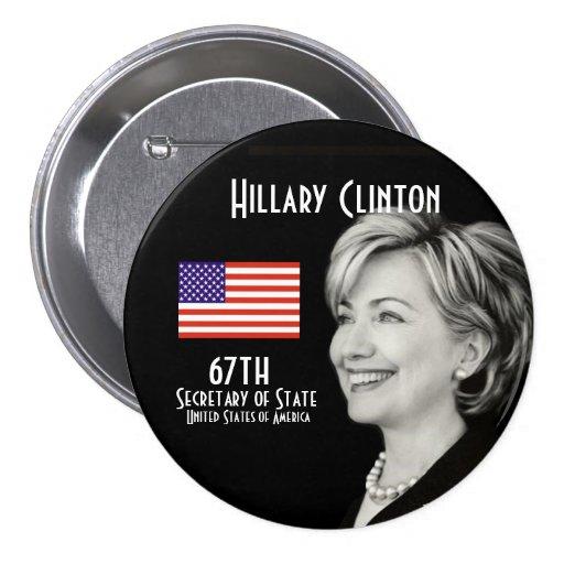 Madam Secretary (Round) Pins