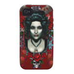 Madam Vampyre Case For The iPhone 4