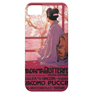Madama Butterfly Opera iPhone SE/5/5s Case