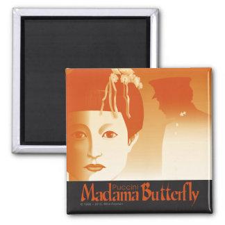 Madama Butterfly! Opera Magnet