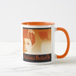Madama Butterfly! Opera Mug
