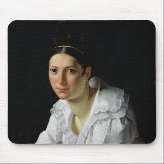 Madama Claude Marie Dubufe  1818 Mouse Pad