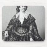 Madame Anna Bishop Mouse Pad