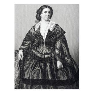 Madame Anna Bishop Postcard