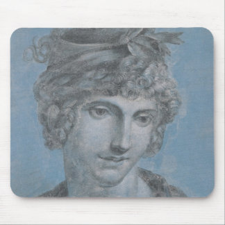 Madame Aubry  Olympia of Gouges, 1784 Mouse Pad