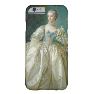 Madame Bergeret, c. 1766 (oil on canvas) Barely There iPhone 6 Case