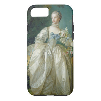 Madame Bergeret, c. 1766 (oil on canvas) iPhone 8/7 Case