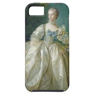 Madame Bergeret, c. 1766 (oil on canvas) iPhone SE/5/5s Case