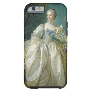 Madame Bergeret, c. 1766 (oil on canvas) Tough iPhone 6 Case