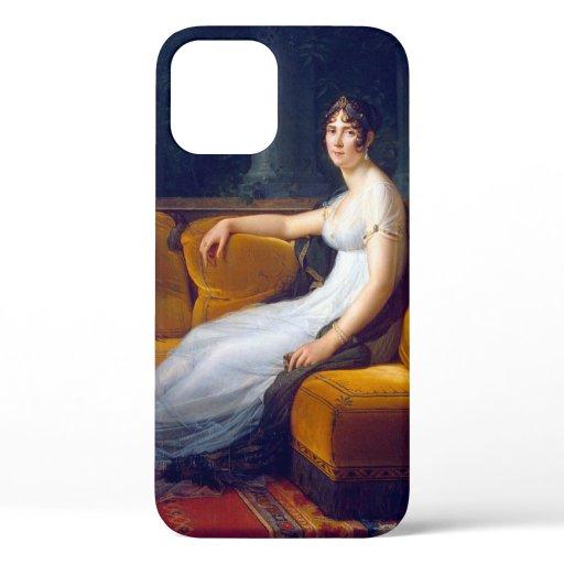 Madame Bonaparte (Josephine) iPhone 12 Case
