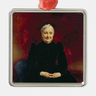 Madame Bonnat, the artist's mother, 1893 Metal Ornament