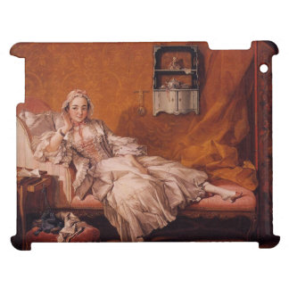 Madame Boucher by Francois Boucher Case For The iPad 2 3 4