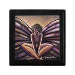 Madame Butterfly III Giftbox Keepsake Box