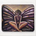 Madame Butterfly III Mousepad