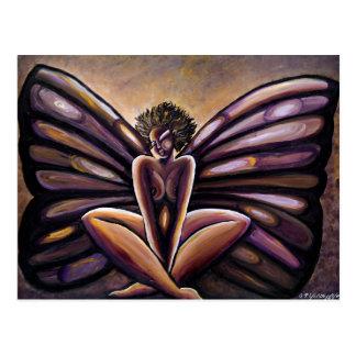 Madame Butterfly III Postcard