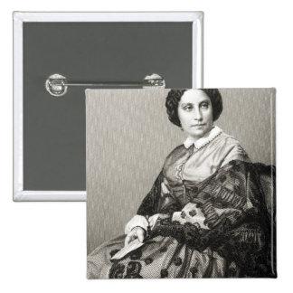 Madame Caroline Marie Felix Miolan-Carvalho Button