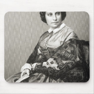 Madame Caroline Marie Felix Miolan-Carvalho Mouse Pad