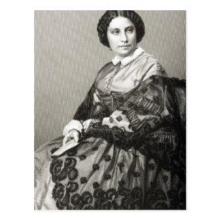 Madame Caroline Marie Felix Miolan-Carvalho Postcard