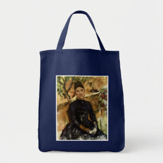 Madame Cezanne in the Conservatory Bag