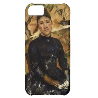 Madame Cezanne in the Conservatory Case For iPhone 5C