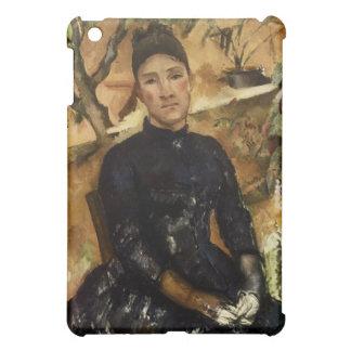 Madame Cezanne in the Conservatory iPad Mini Cases