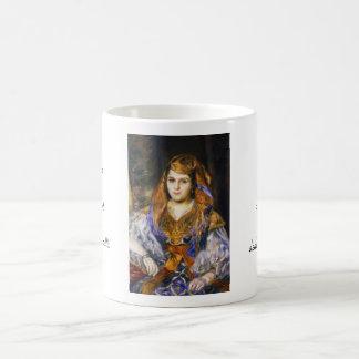 Madame Clemetine Valensi Stora  Pierre Auguste Coffee Mug