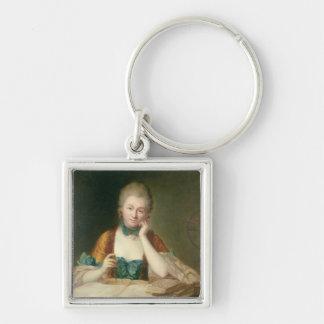 Madame de Chatelet-Lomont Keychain