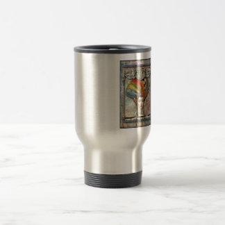 Madame de Paris, altered art original design Travel Mug
