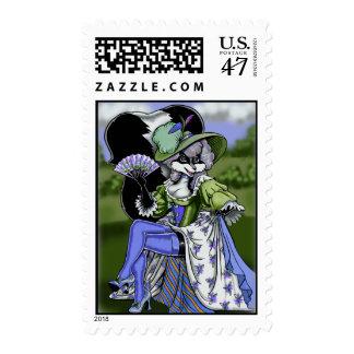 Madame de Pew Postage
