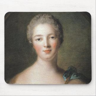 Madame de Pompadour  1748 Mouse Pad