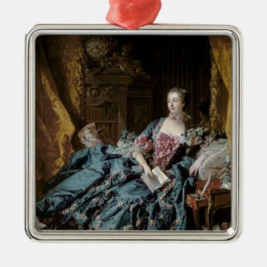Madame de Pompadour, 1756 Metal Ornament
