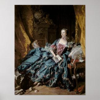 Madame de Pompadour, 1756 Impresiones