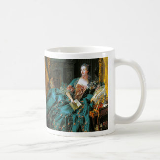 Madame de Pompadour Coffee Mug