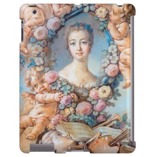 Madame de Pompadour François Boucher rococo lady