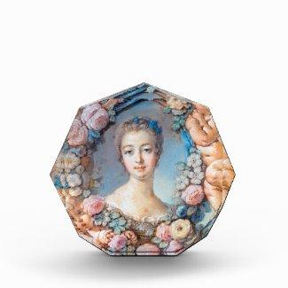 Madame de Pompadour François Boucher rococo lady Awards