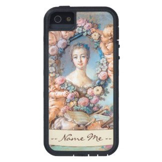 Madame de Pompadour François Boucher rococo lady iPhone 5/5S Cover